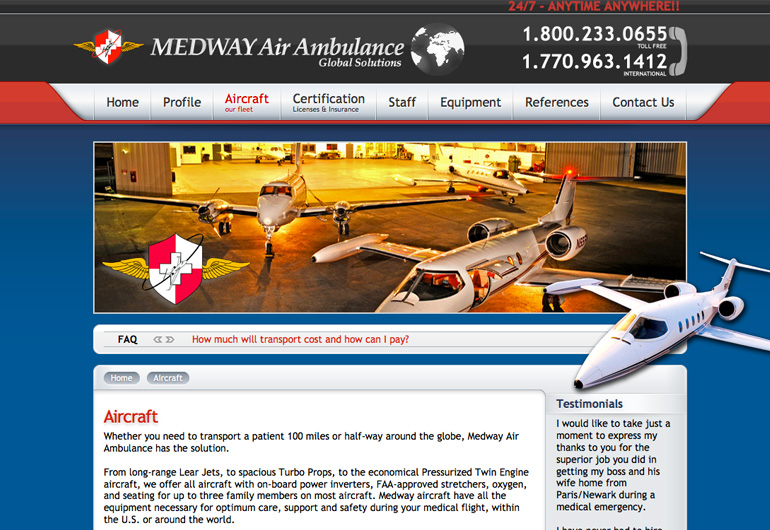 Medway Air Ambulance